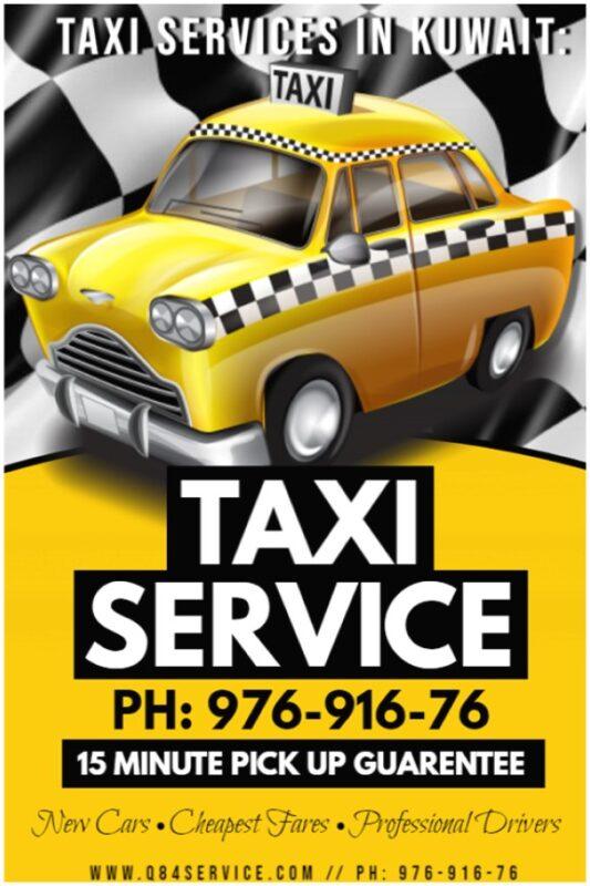 Cab Service Near Me Kuwait